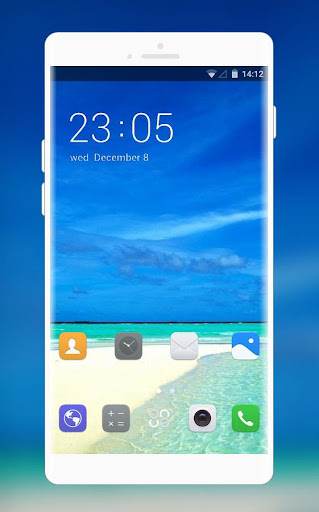 Theme for Gionee M2 HD 2.0.50 screenshots 1