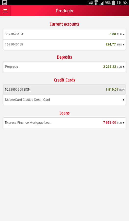 BankOn Mobile- screenshot