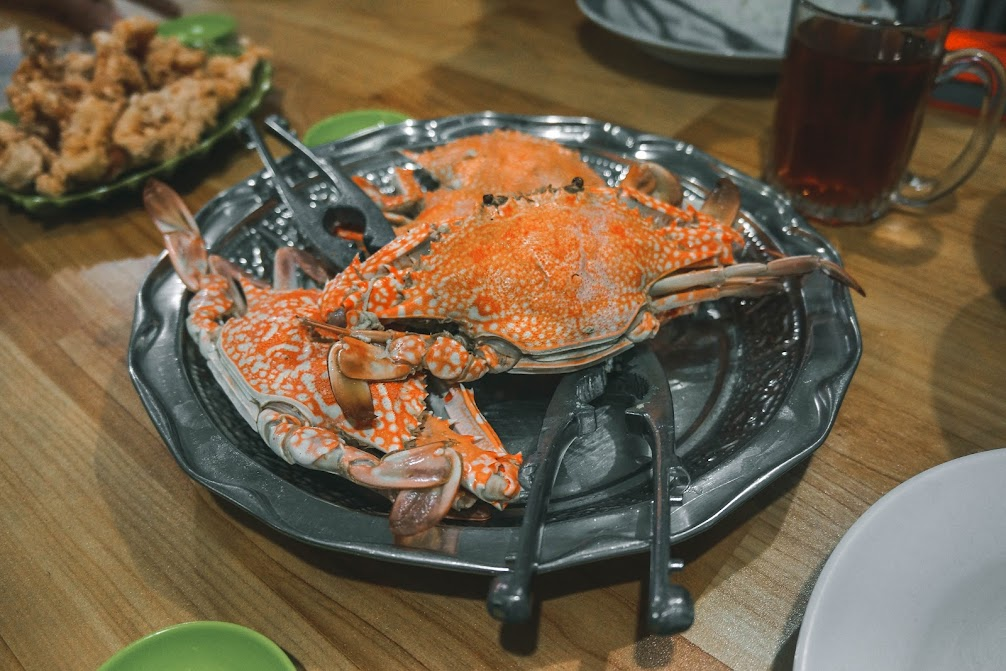 seafood di belitung