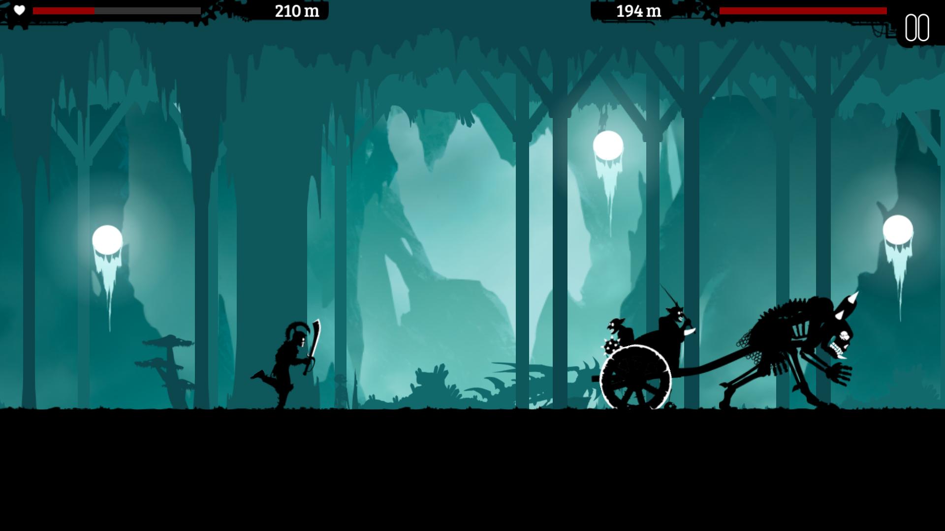 Dark Lands - Best battle run screenshot #4