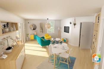 Appartement 3 pièces 64,69 m2