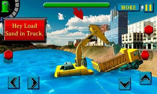 River-Sand-Excavator-Simulator 3