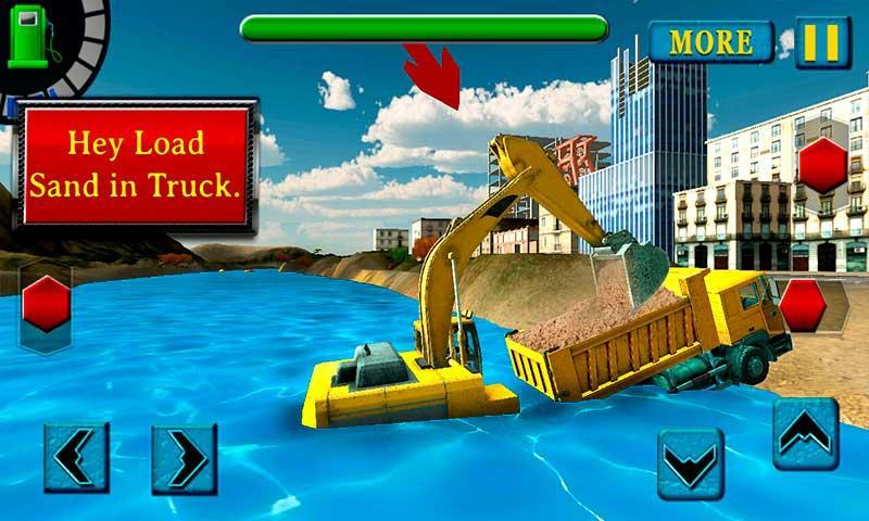 River-Sand-Excavator-Simulator 27