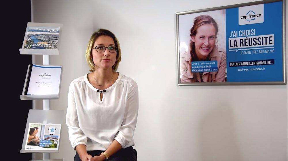 Cyrielle POLSINELLI, Responsable Communication Capifrance