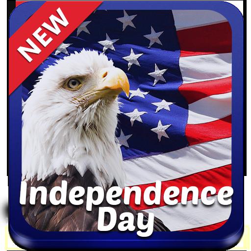 个人化の独立記念日のテーマ LOGO-記事Game