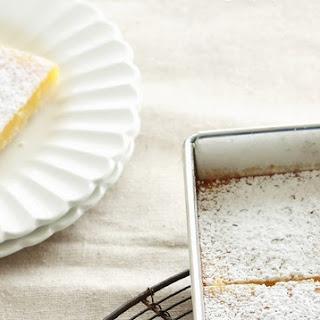Tart and Full of Passion...fruit (Lemon Lilikoi Bars)