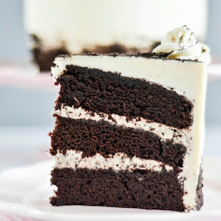 Chocolate Cream Filling Cake Recipes