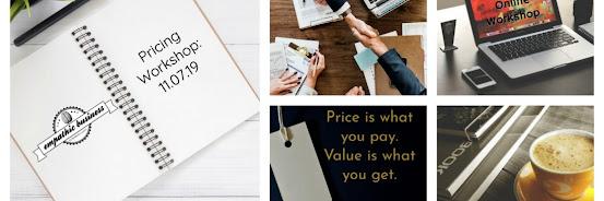 Online Pricing Workshop
