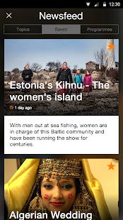 Al Jazeera English- screenshot thumbnail