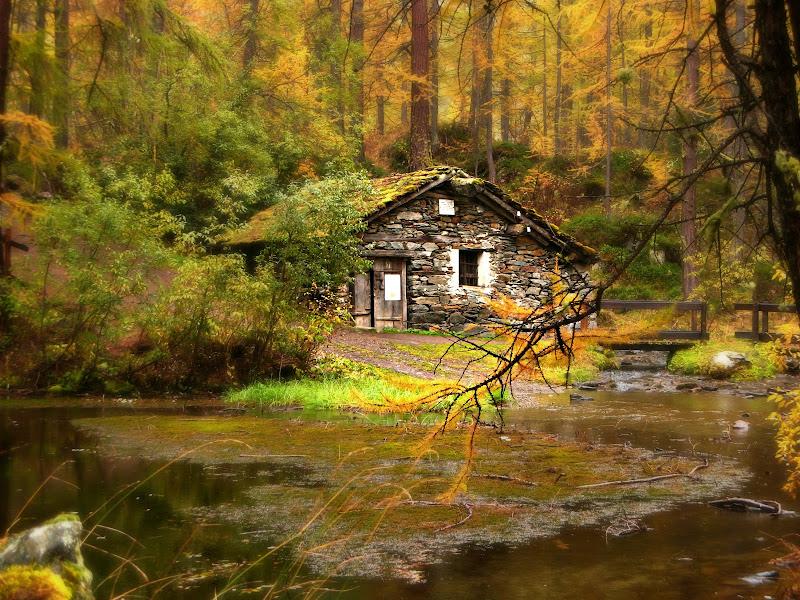 La casa di Hansel e Gretel di donyb
