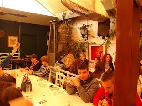 Photo: At Καρβουνομαγειρέματα restaurant for lunch