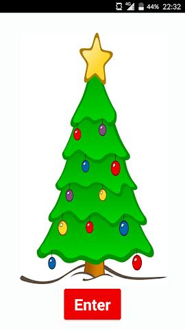 android Weihnachtslieder und Lied Screenshot 1