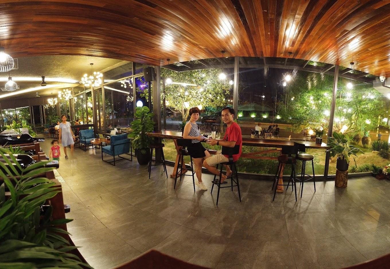 Like Coffee quán View Đẹp khu Quán Mau ở Hải Phòng 2