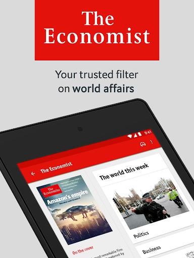 The Economist screenshot 9