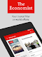 screenshot of The Economist: World News