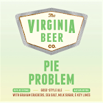 Virginia Beer Co. Pie Problem