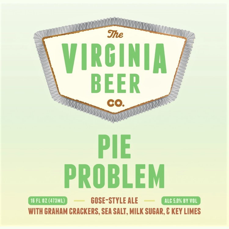 Logo of Virginia Beer Co. Pie Problem