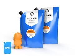 MH Build Series Resin 500g Bags