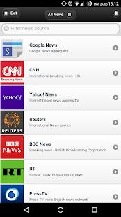 All News Screenshot
