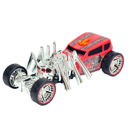 Toy State Hot Wheels Extreme Wheels, Street Creeper