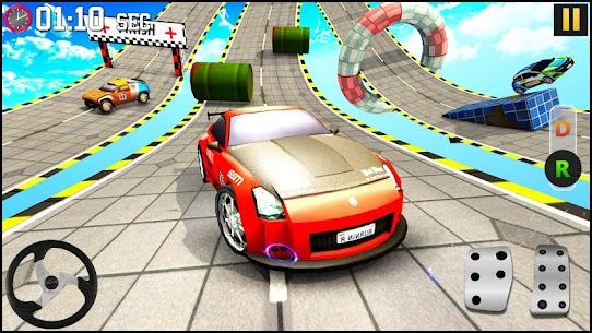 GT Racing Fancy Car Stunts : Insane Driving Tracks 3