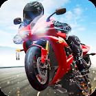 摩托车越野赛车手 icon