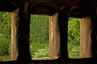 Photo: Looking out Old Stone Church West Boylston, MA  #365project curated by +Susan Porter and +Simon Kitcher
