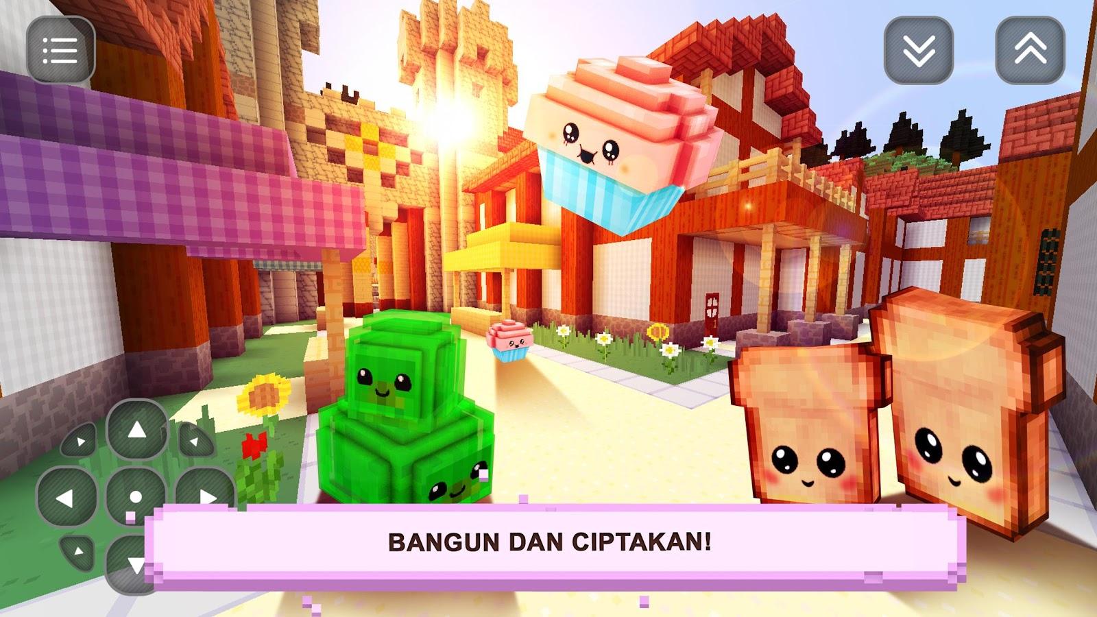 Permainan Imut Kawaii Bangunan Apl Android Di Google Play