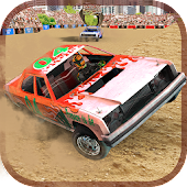 Demolition Derby Car Racing - Reckless Racing Free