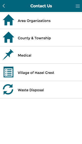 Village of Hazel Crest- screenshot