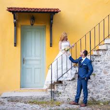 Wedding photographer Thanasis Kotsopoulos (Photo-Synthesis). Photo of 27.09.2018