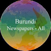 Burundi Newspapers - Burundi News App
