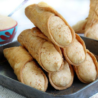 Pumpkin Cannoli Recipes