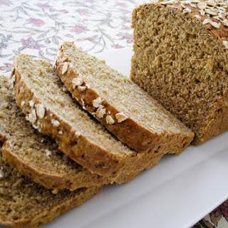Irish Oat and Whole Wheat Bread #BreadBakers