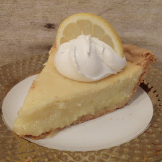 Lemon Custard Pie
