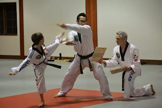 Photo: Darimar Martial Arts 2014 Black Belt Test