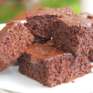 Chocolate & Coffee Brownies (Coconut Flour & Chia Seed) Recipe