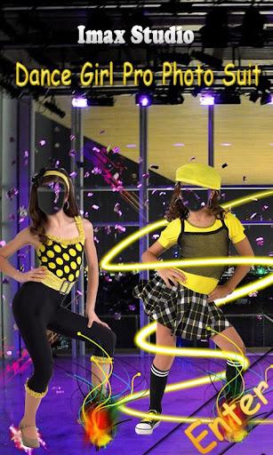 Dance Girl Pro Photo Suit