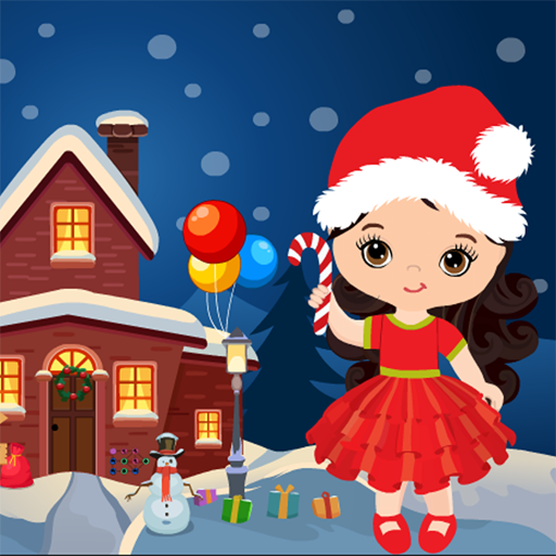 Christmas Girl Rescue Kavi Escape Game-297 Android APK Download Free By Kavi Games