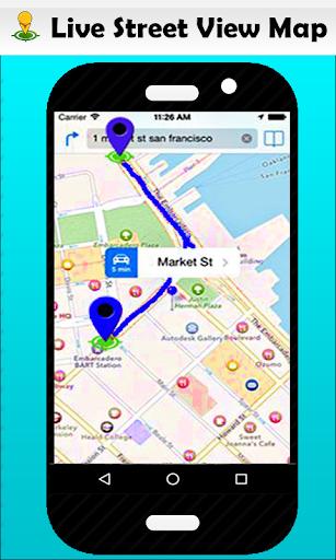 Street Live Map - Earth Map View 1.0 screenshots 16