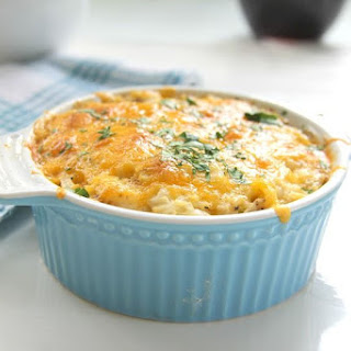 Cheesy Cauliflower Bake Recipe