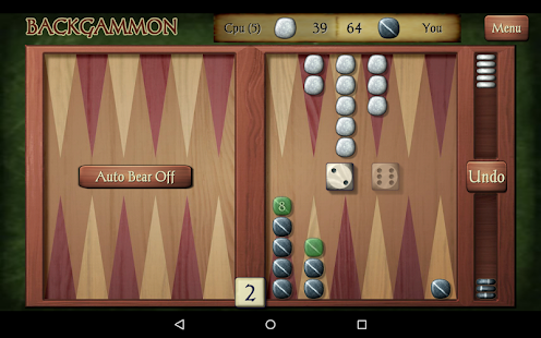 Backgammon- screenshot thumbnail