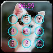 Sweet Girly Keypad Lock Screen App APK for Bluestacks