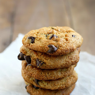 Easy Gluten Free and Vegan Chocolate Chip Cookies.