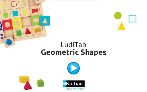 LudiTab Geometric Shapes 5 screenshots 1