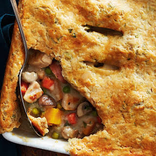 The Ultimate Chicken Pot Pie.