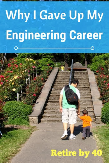 Why I Gave Up My Engineering Career