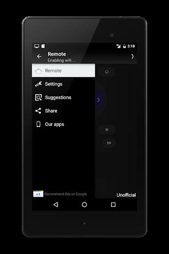 Remote for Roku  screenshots 6