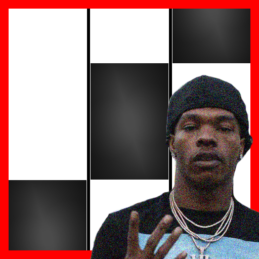 Icon for Lil Baby Gunna Close Friends Piano Black Tiles