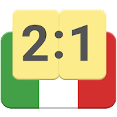 Live Scores for Serie A, B